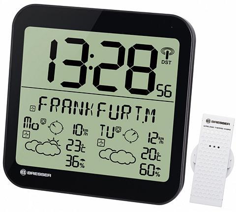 BRESSER Wetterstation »MyTime Meteotime LCD We...
