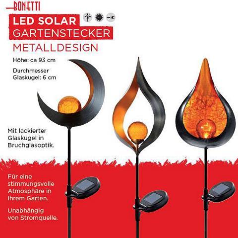 LED Gartenleuchte»Solar Gartenstecker«...