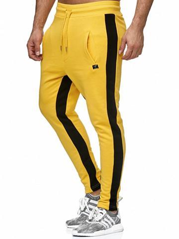 REDBRIDGE Herren Sportinio stiliaus kelnės su Ko...