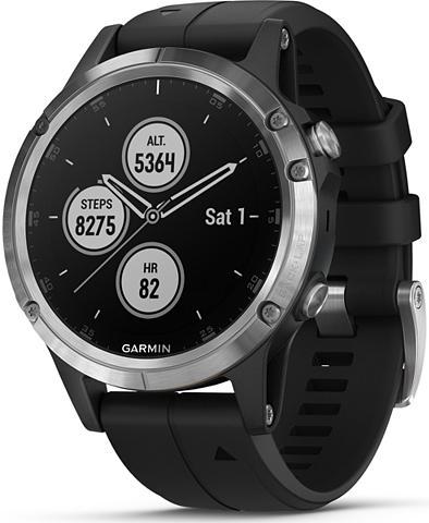 GARMIN Išmanus laikrodis »fenix 5 Plus«