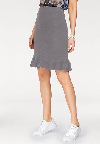 CLAIRE WOMAN Megztas sijonas