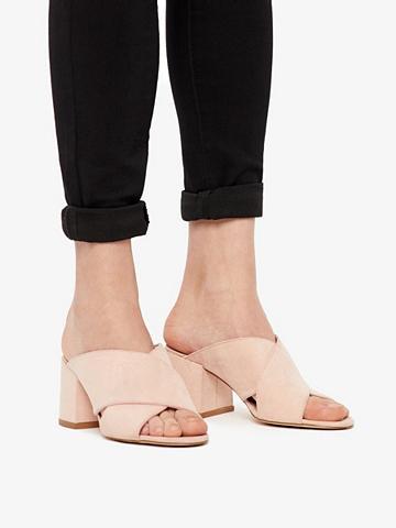 BIANCO Überkreuz Slip-on sandalai