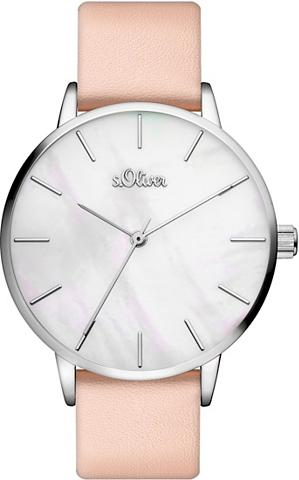 S.OLIVER RED LABEL Laikrodis »SO-3547-LQ«