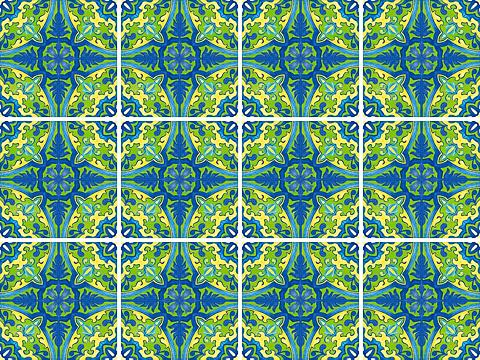 queence Fliesenaufkleber »Muster III«