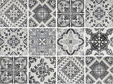 Flisinis tapetas »Muster I« 12x 15/15 ...