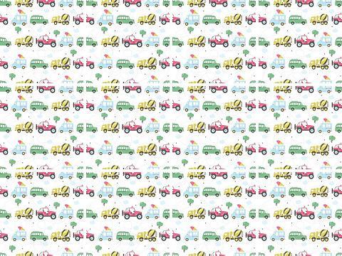 queence Fliesenaufkleber »Fahrzeuge«