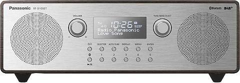 Panasonic »RF-D100BTEGT« Radio (Digitalradio (DA...