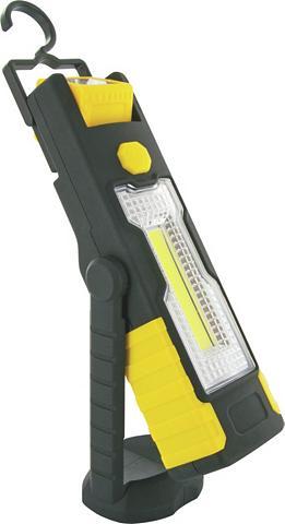 Schwaiger Arbeitsleuchte su du LEDs kočėlas Magn...