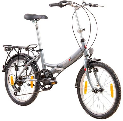 LEADER Sudedamas dviratis »Foldo 1.0« 20 Zoll...
