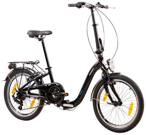LEADER Sudedamas dviratis »Foldo 2.0« 22 Zoll...