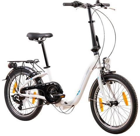 LEADER Sudedamas dviratis »Foldo 2.0« 21 Zoll...