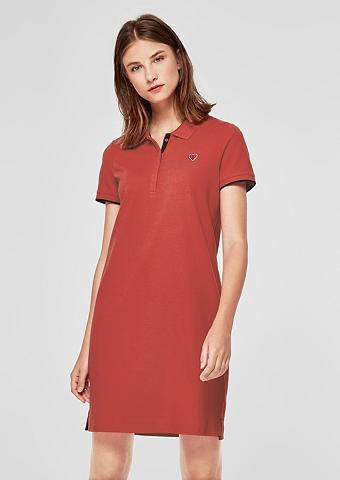 S.OLIVER RED LABEL Polo suknelė iš Baumwollpiqué