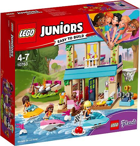 LEGO ® Stephanies Haus ant See (10763) »® J...