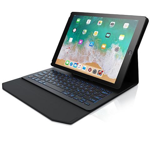 Aplic Bluetooth Alu Tastatur su Dėklas dėl A...
