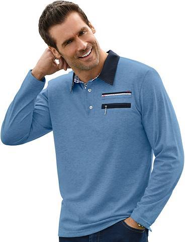 MARCO DONATI Marškinėliai ilgomis rankovėmis su kon...