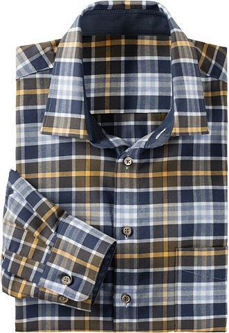 MARCO DONATI Marškiniai ilgomis rankovėmis su suapv...