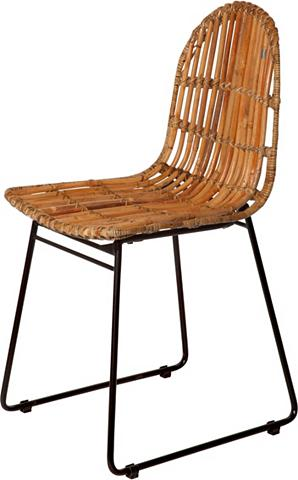TOM TAILOR Pinta kėdė »T-RATTAN CHAIR« su Metallg...