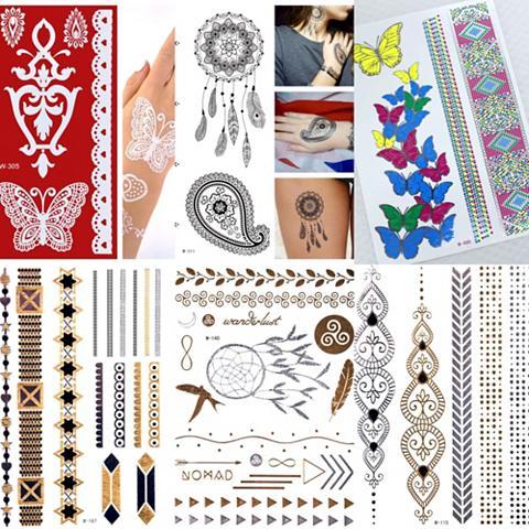 Tatuiruotė »Leonie« (6 dalių)