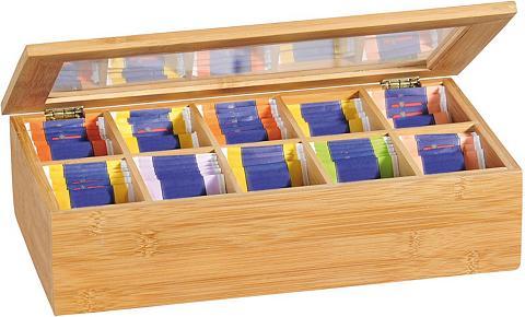 KESPER for kitchen & home KESPER for kitchen & home Teebox Bambu...
