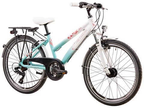TRETWERK Universalus dviratis »Flora« 24 Zoll 2...