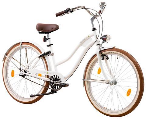 TRETWERK Cruiser-Bike »Oceanside« 26 Zoll 3 Gan...
