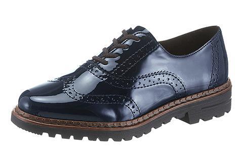 CASUAL LOOKS Suvarstomi batai su dekoratyvus Perfor...