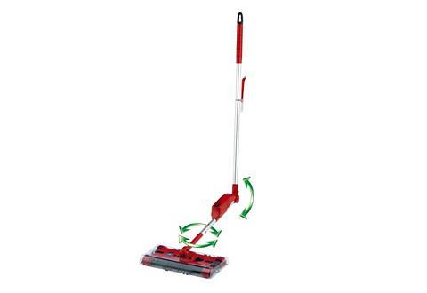 CLEANmaxx Akkubesen Sweeper G2 beutellos raudona...