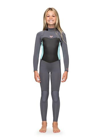 ROXY Back Zip GBS Neoprenas »3/2mm Syncro S...