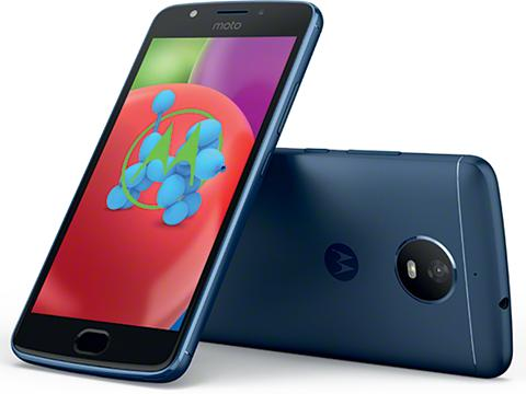 MOTOROLA Išmanusis telefonas »Moto E4 16 GB Dua...