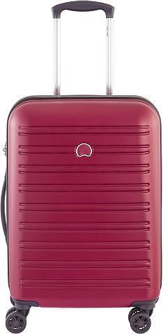 DELSEY Plastikinis lagaminas ant ratukų su 4 ...