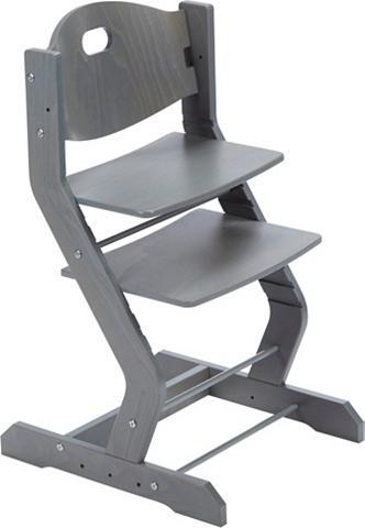 TISSI ® maitinimo kėdutė iš mediena »Grundge...
