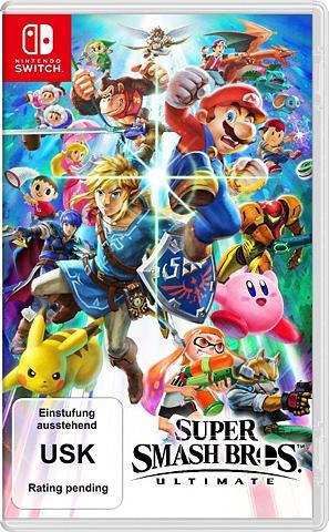 NINTENDO SWITCH Super Smash Bros. Ultimate Nintendo Ša...