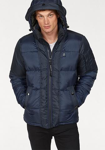 G-STAR RAW Dygsniuota striukė »Whistler quilted h...