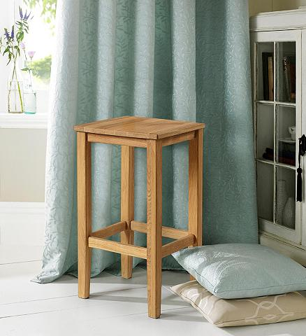 HOME AFFAIRE Baro kėdė »Vaski« iš tvirtas Eichenhol...