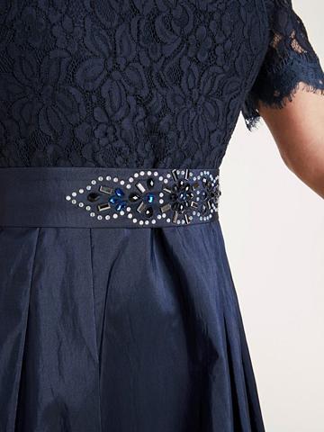 HEINE TIMELESS suknelė su nėrinių