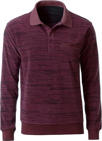 CATAMARAN Polo marškinėliai ilgomis rankovėmis s...