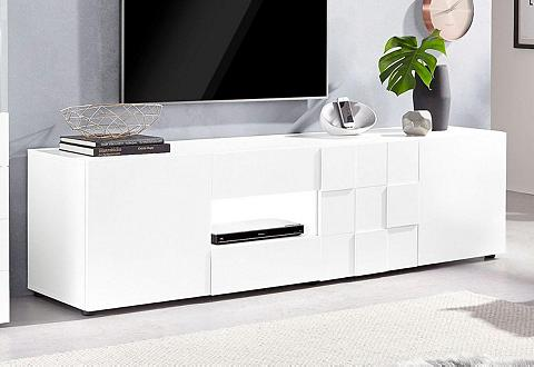 TV staliukas plotis 203 cm