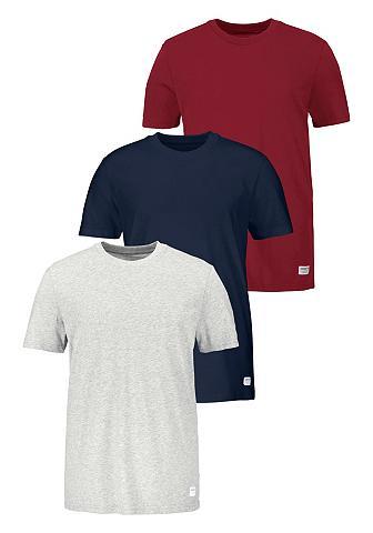 ADIDAS ORIGINALS Marškinėliai »3 PACK TEES« (Rinkinys 3...