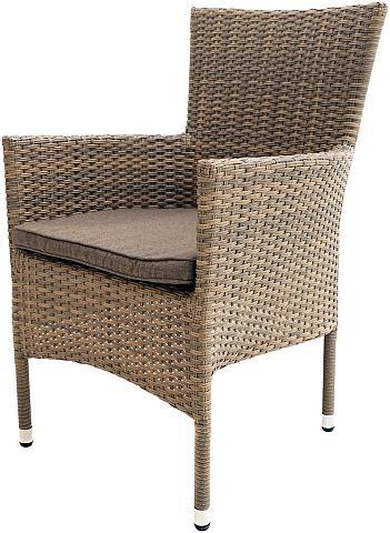 PLOSS Poilsio kėdė »Rabida Basic« Polyrattan...