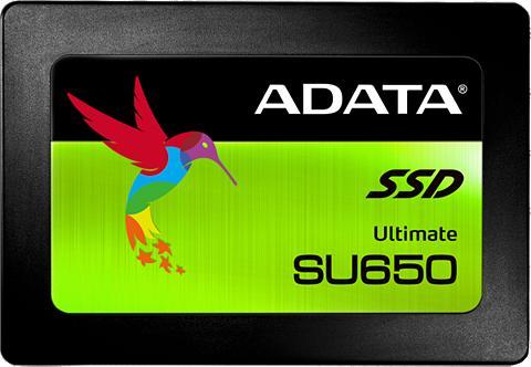 ADATA SSD intern »SSD 25 Ultimate SU650 480G...