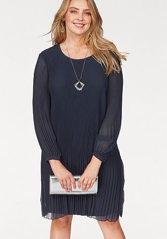 FRAPP Šifoninė suknelė