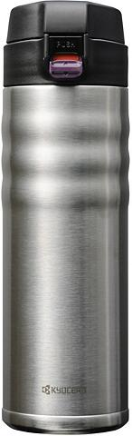 KYOCERA Thermo-Trinkflasche 500 ml »Flip Topas...