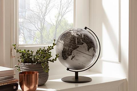 emform ® Globus »Planet Pluto matinis Silver«...