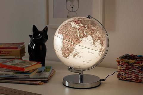 emform ® Globus »Terra Silver Light«