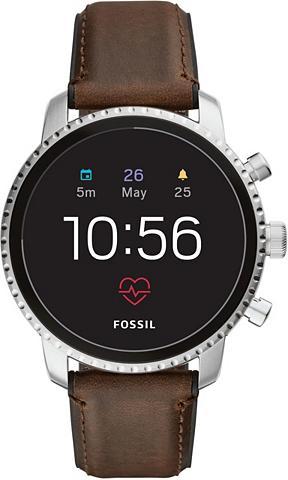 FOSSIL Q Q EXPLORIST HR FTW4015 Išmanus laikrod...