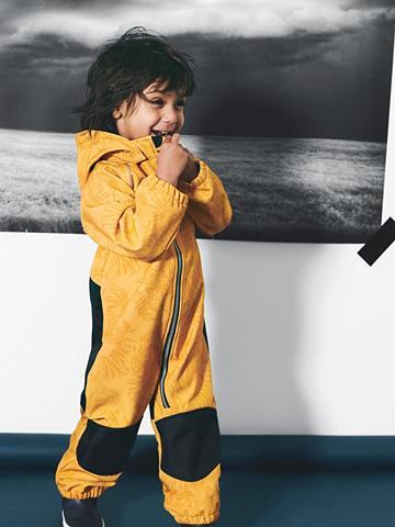 NAME IT Alfa Tigerprint Softshell-Anzug