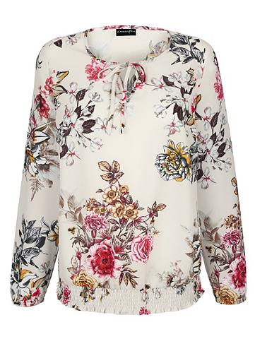 DRESS IN Suknelė in tunika su marginta gėlėmis