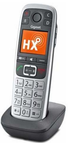 GIGASET Bevielis DECT Mobilteil »E560HX«