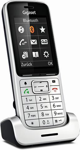 GIGASET Bevielis DECT Mobilteil »SL450HX«