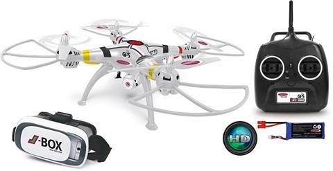 Jamara RC-Quadrocopter »Payload GPS VR Drone ...